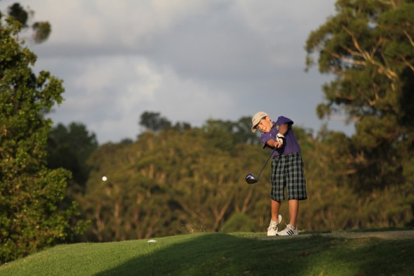 Canon - 550D - Sample - Picture - Golf - Action