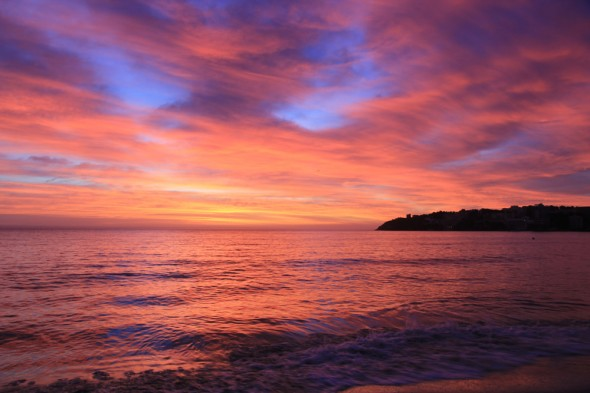 Canon - 550D - Sample - Picture - Sunset - Landskab