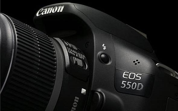 Canon - EOS - 550D - T2i