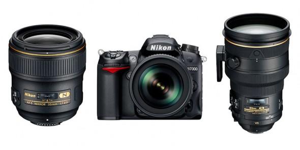 Nyt fra Nikon - D7000 - 200mm F2 - 35mm F1.4