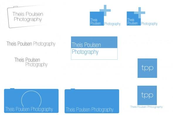 Theis Poulsen Photography logo