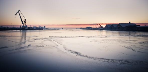 Nikon D7000 test - Horsens Havn