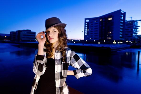 Nikon D7000 image samples -portrait