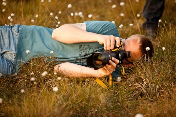 Fotoklub behind the scenes