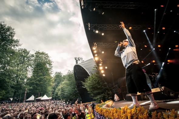 Malk De Koijn live @ Smukfest