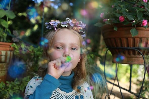 Børne billede taget med Canon EOS 6D