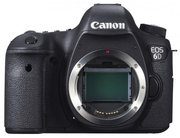 Canon EOS 6D - DSLR Sensor