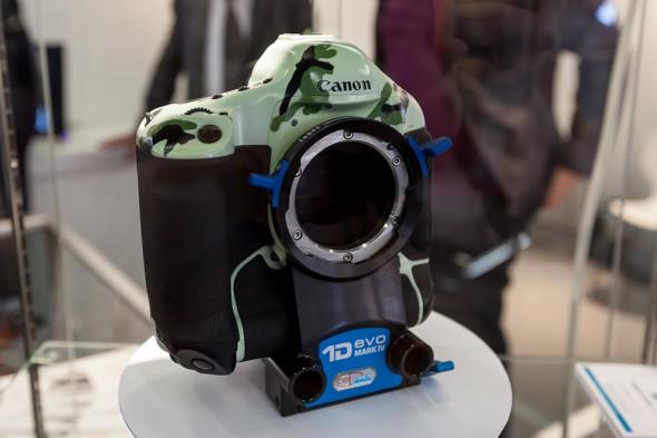 Canon EOS 1D Mark 4 EVO