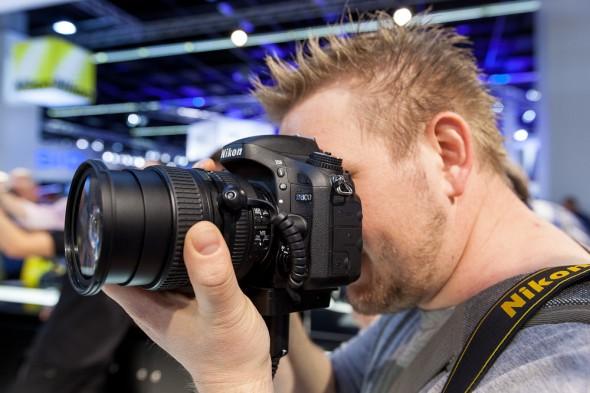 Nikon D600 i hænderne på kjøllerbob