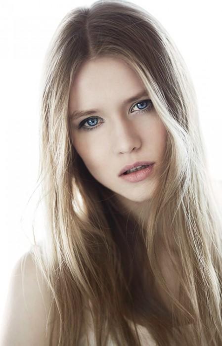 Beauty / Fashion billede af model Viada
