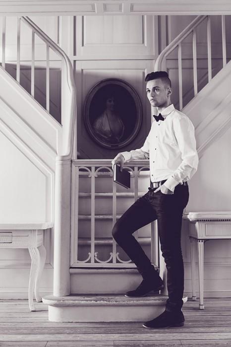 Mode - Model: Anders - Fotograf: Theis Poulsen