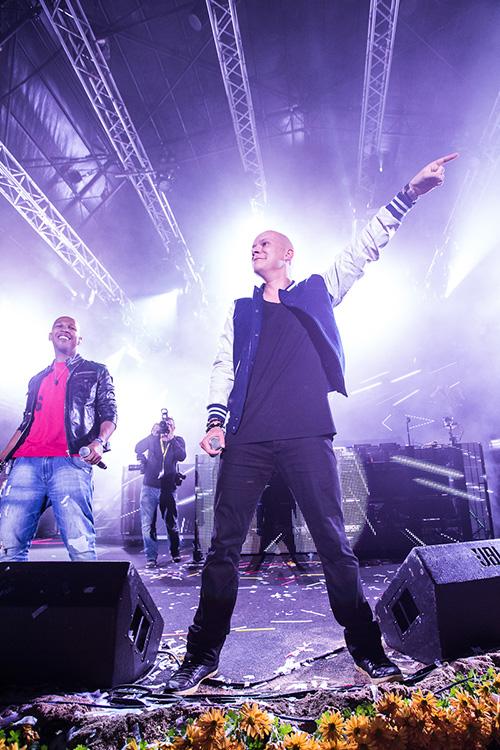 Kato koncert til Smukfest på Bøgescenen