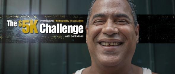 Zack Arias - Kelbytraining - 5k Challenge