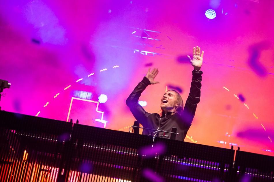 David Guetta - Smukfest i Skanderborg