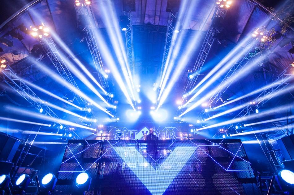 David Guetta koncert til Smukfest