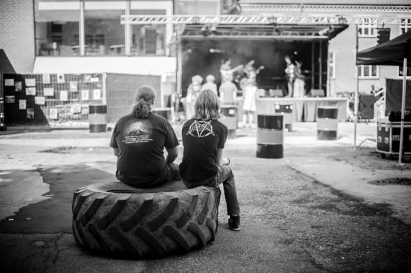Foto fra Herning Upcoming Festival