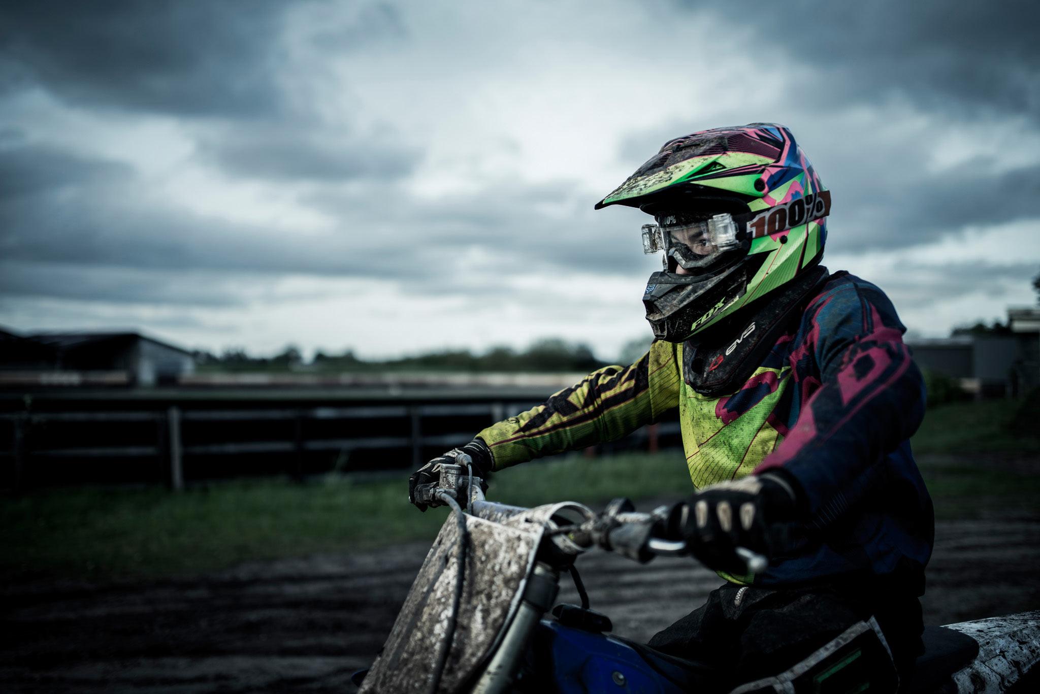 Motocross - Fotograf - Herning - Livsstil