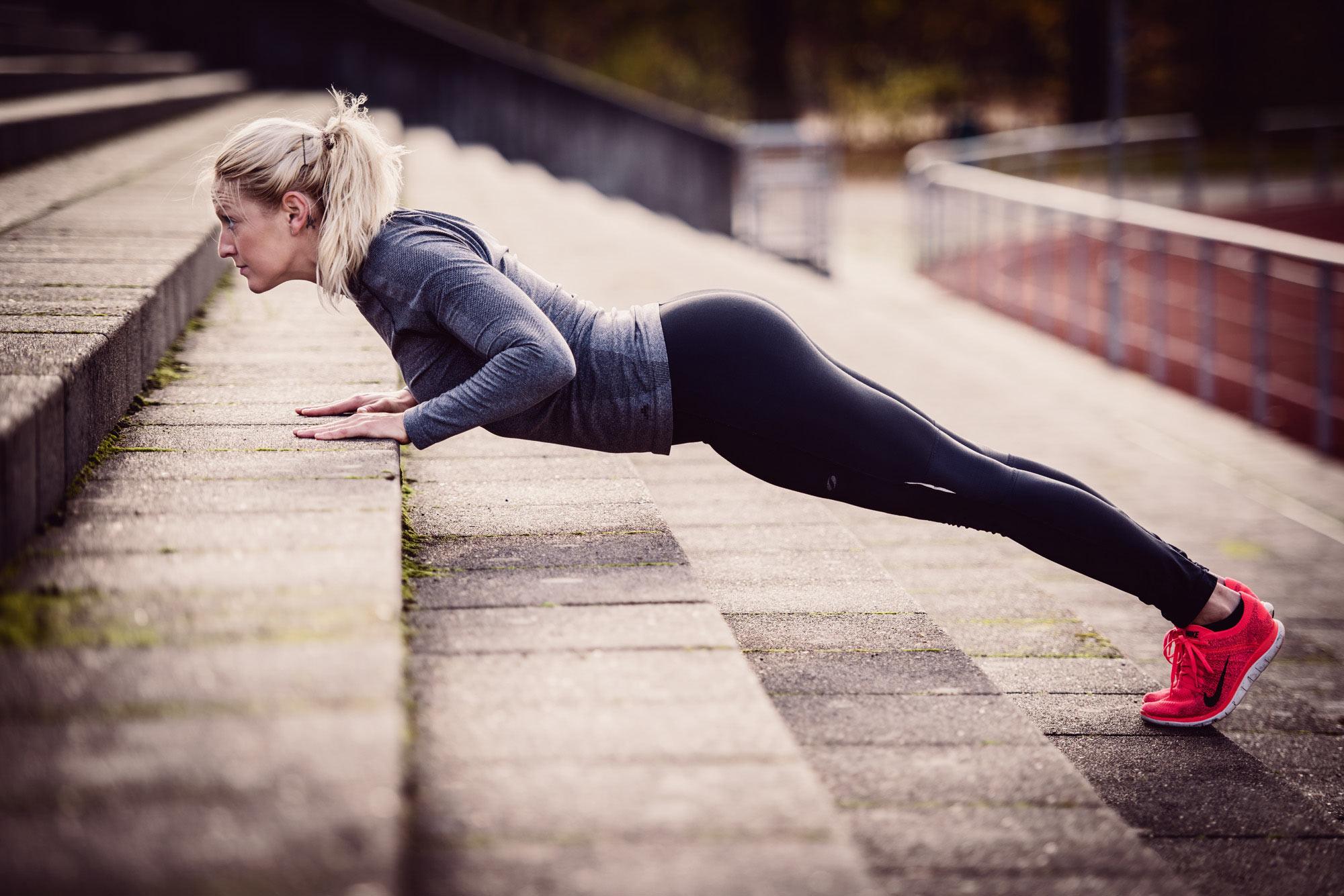 Power - Fitness - portræt i Herning