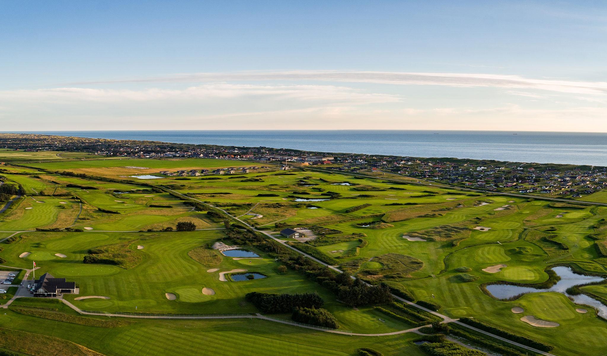 drone foto golf