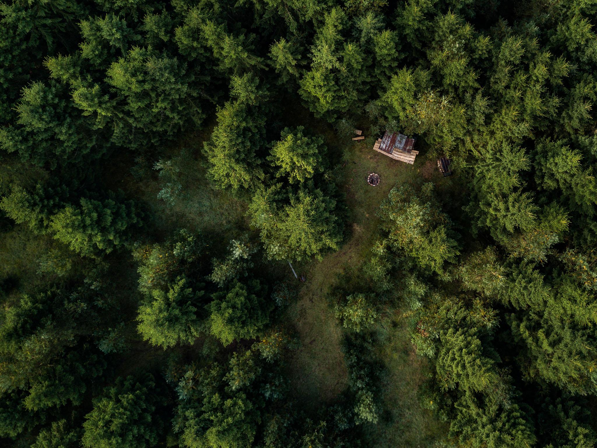 Drone fotograf