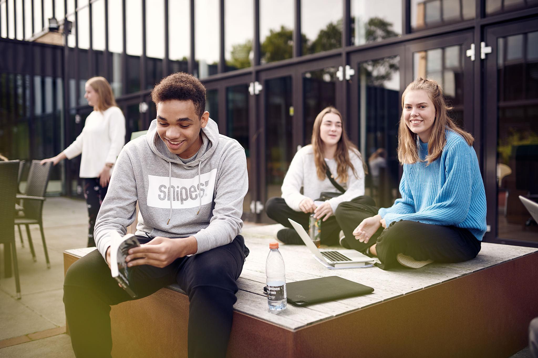 Reklame fotograf i Herning - skole foto