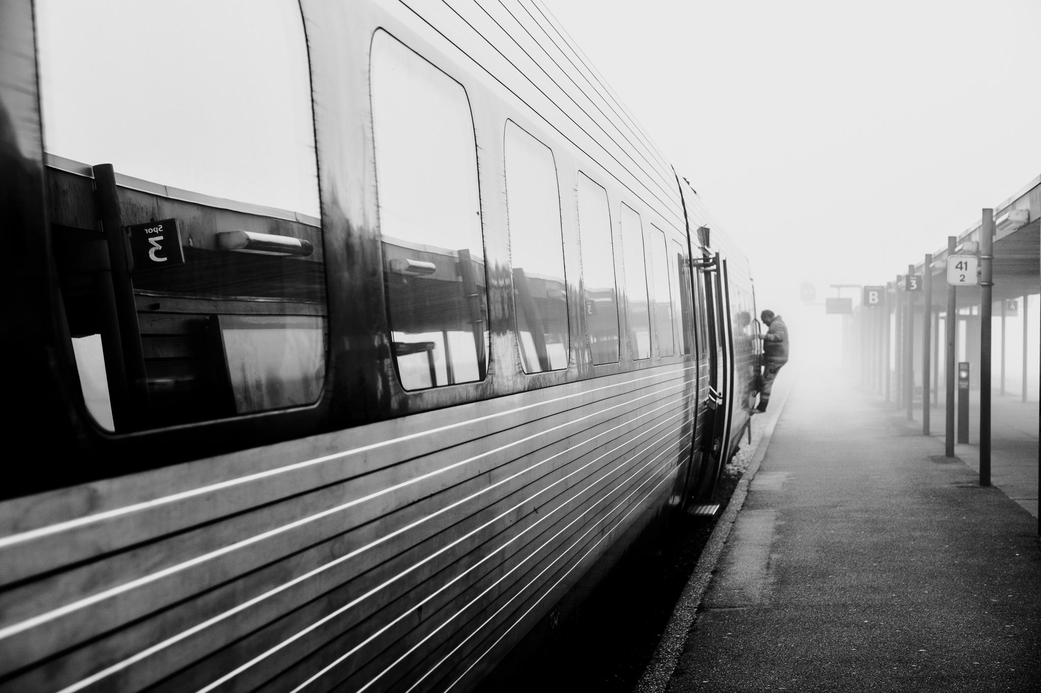 Den ensomme rejsende