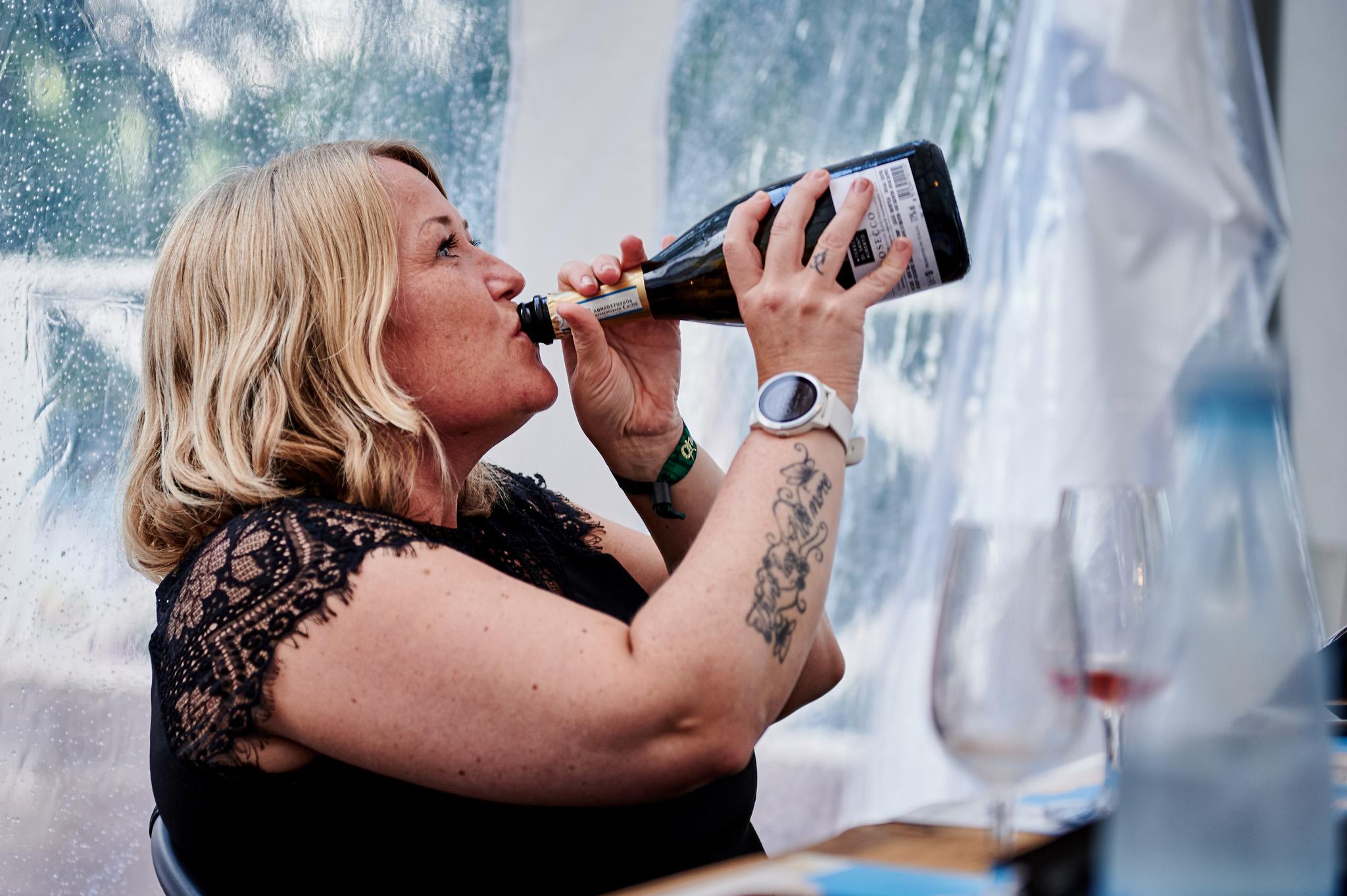 Super god Champagne til smagning i Skanderborg