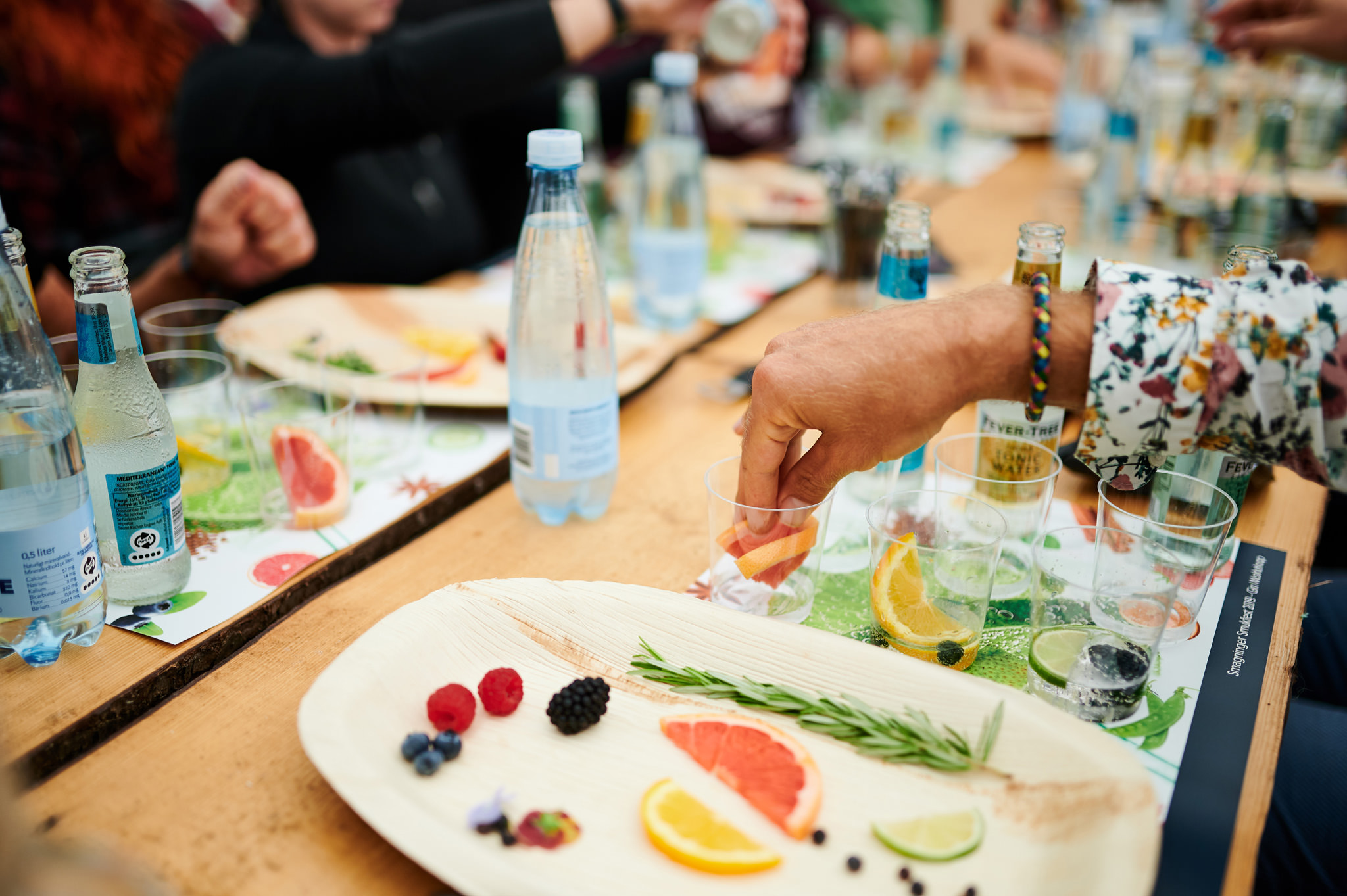 Gin Workshop til Smukfest 2019