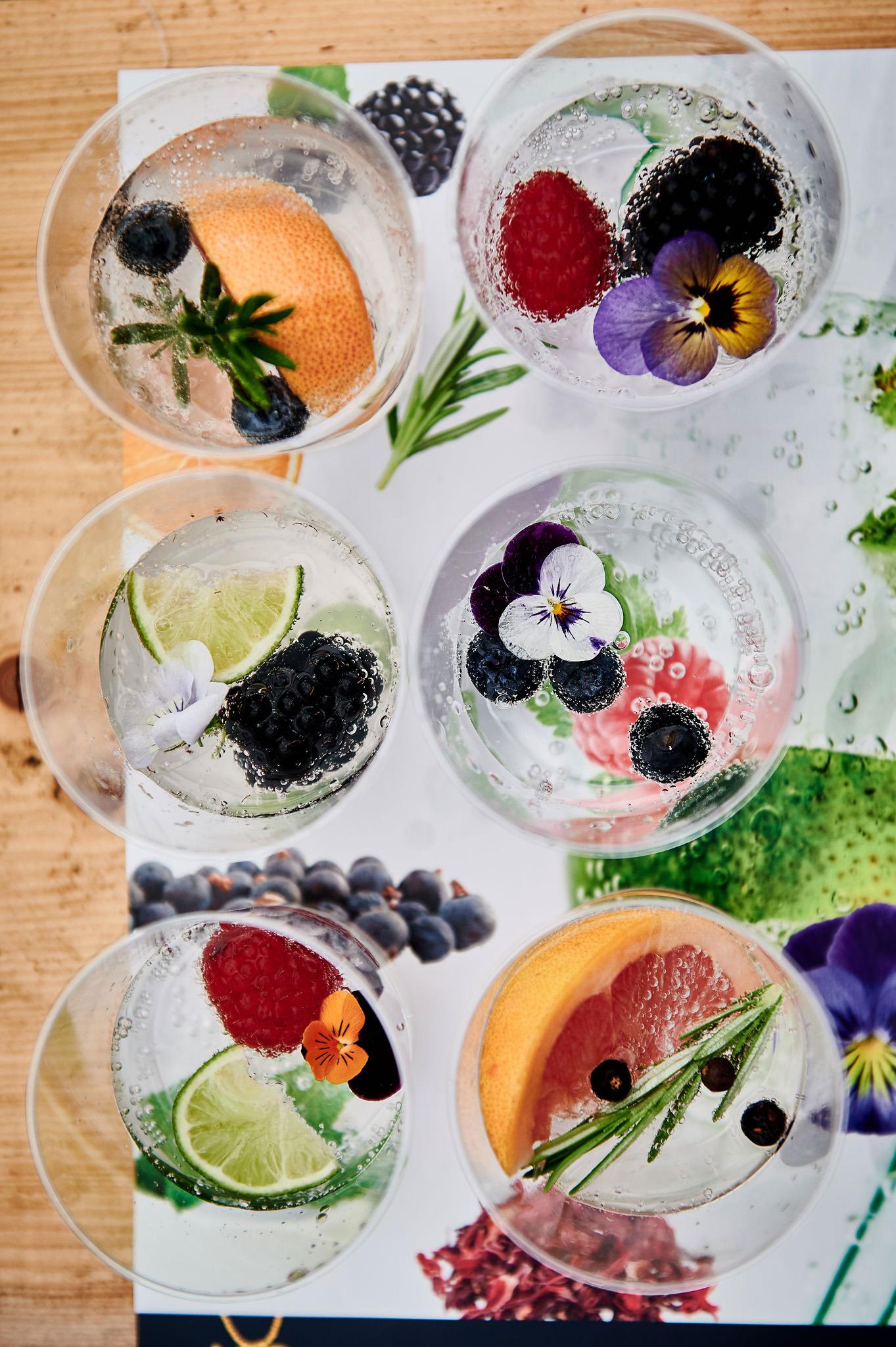 Gin Workshop - lækker Gin med de retter ingredienser