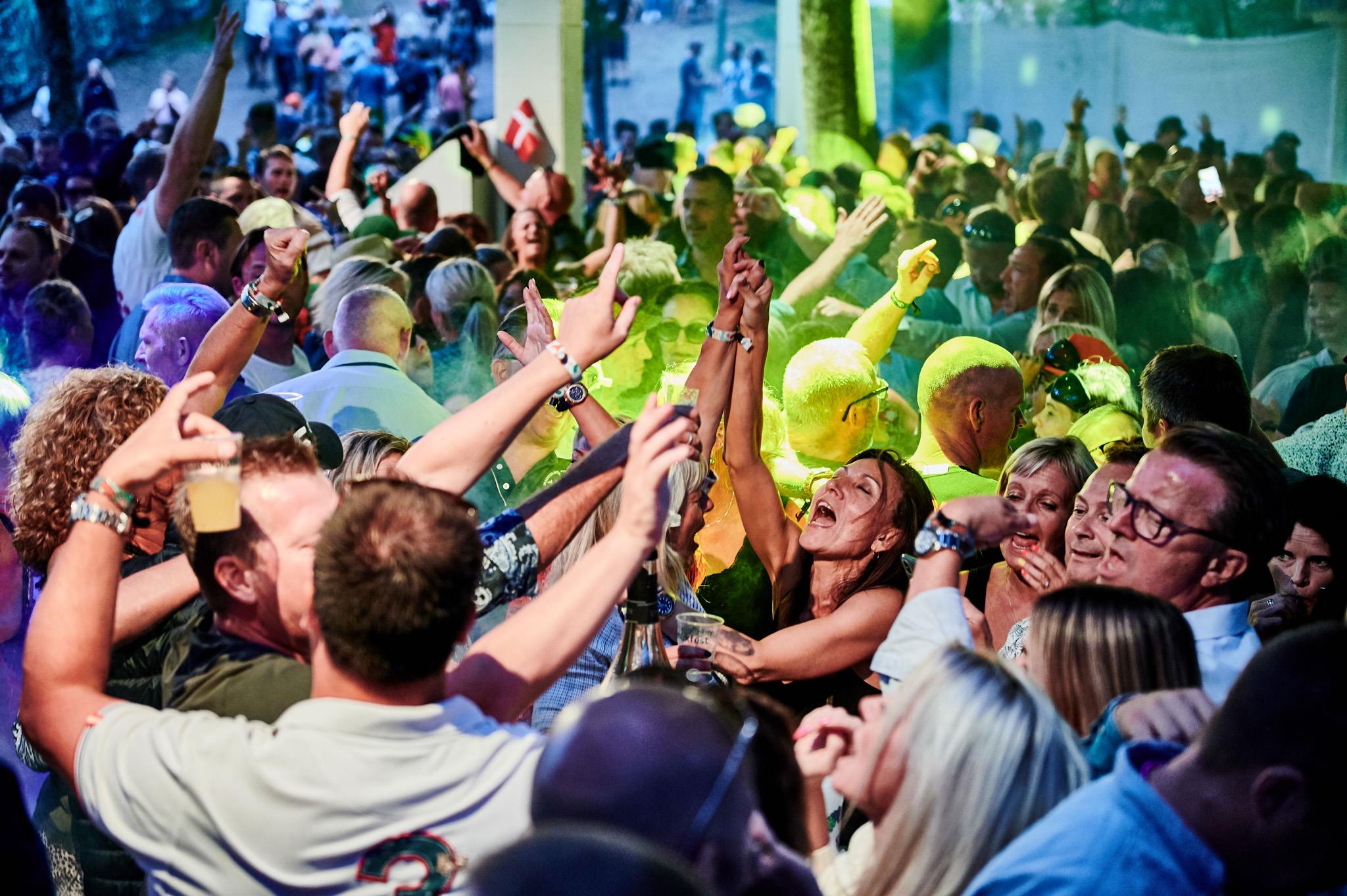 Foto af stemning i Afterski baren - Smukfest