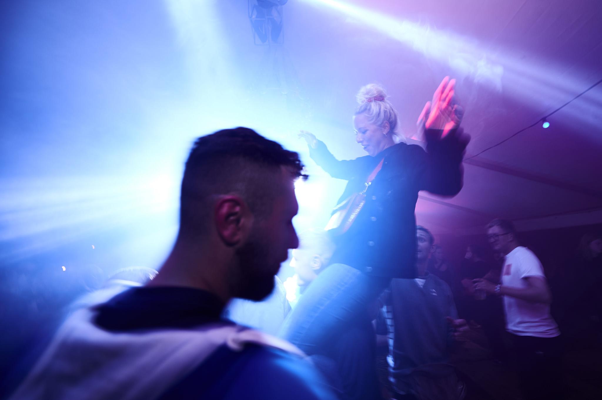 Dans og stemning - Smukfest 2019