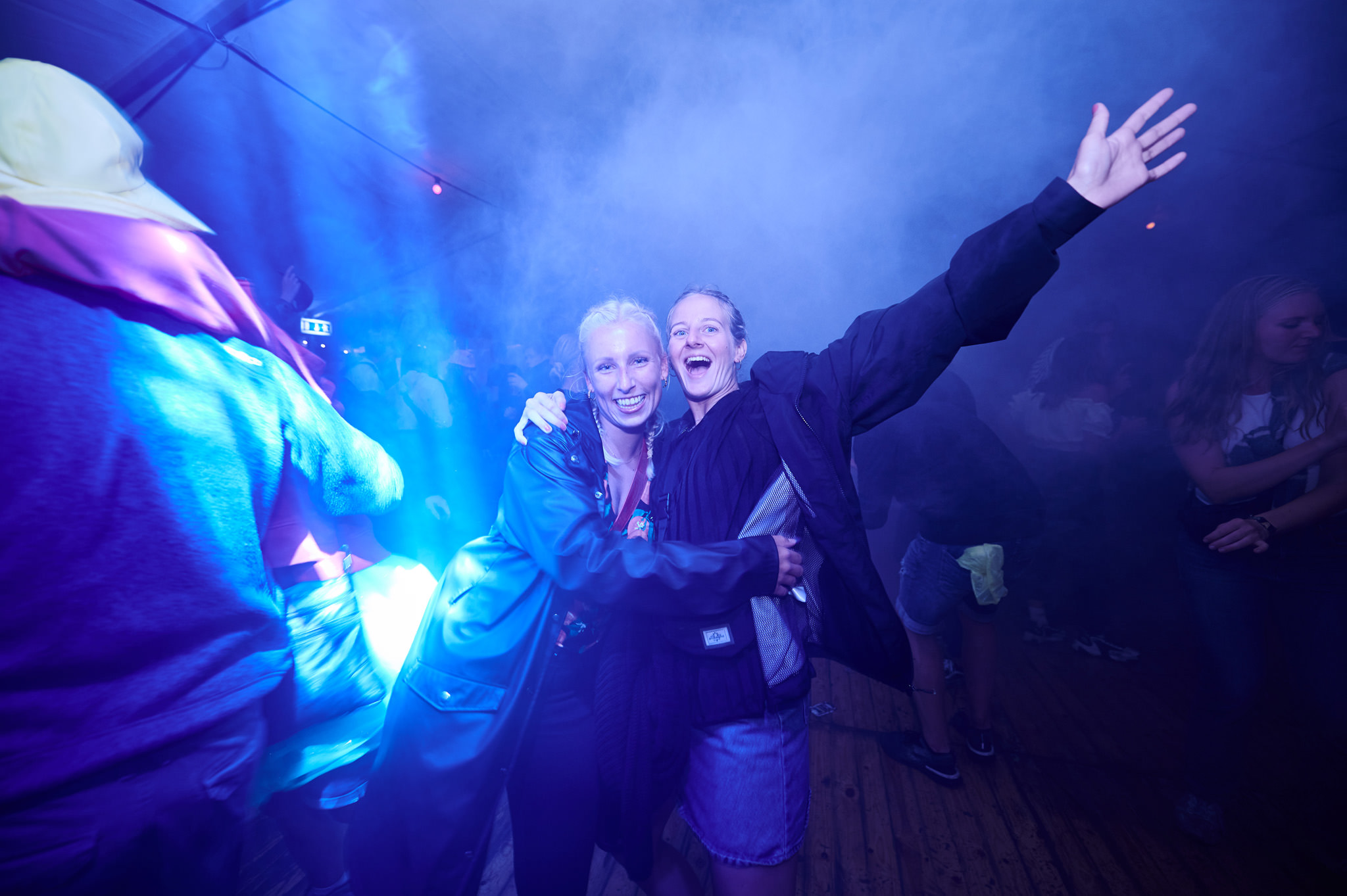 Smukfest har DK's bedste dansegulve