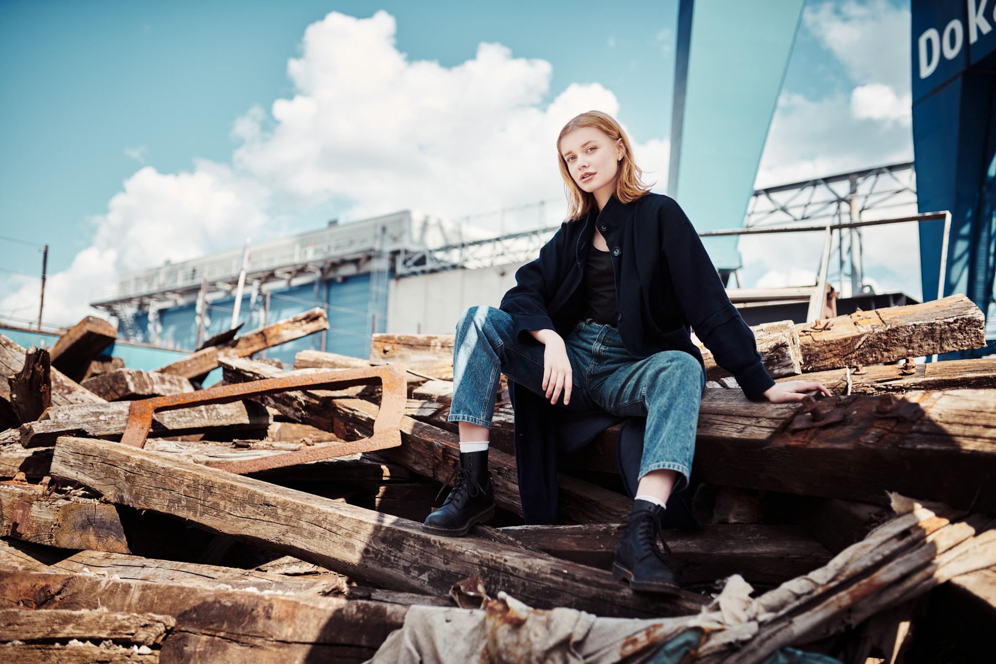 Fashion portræt fotograf
