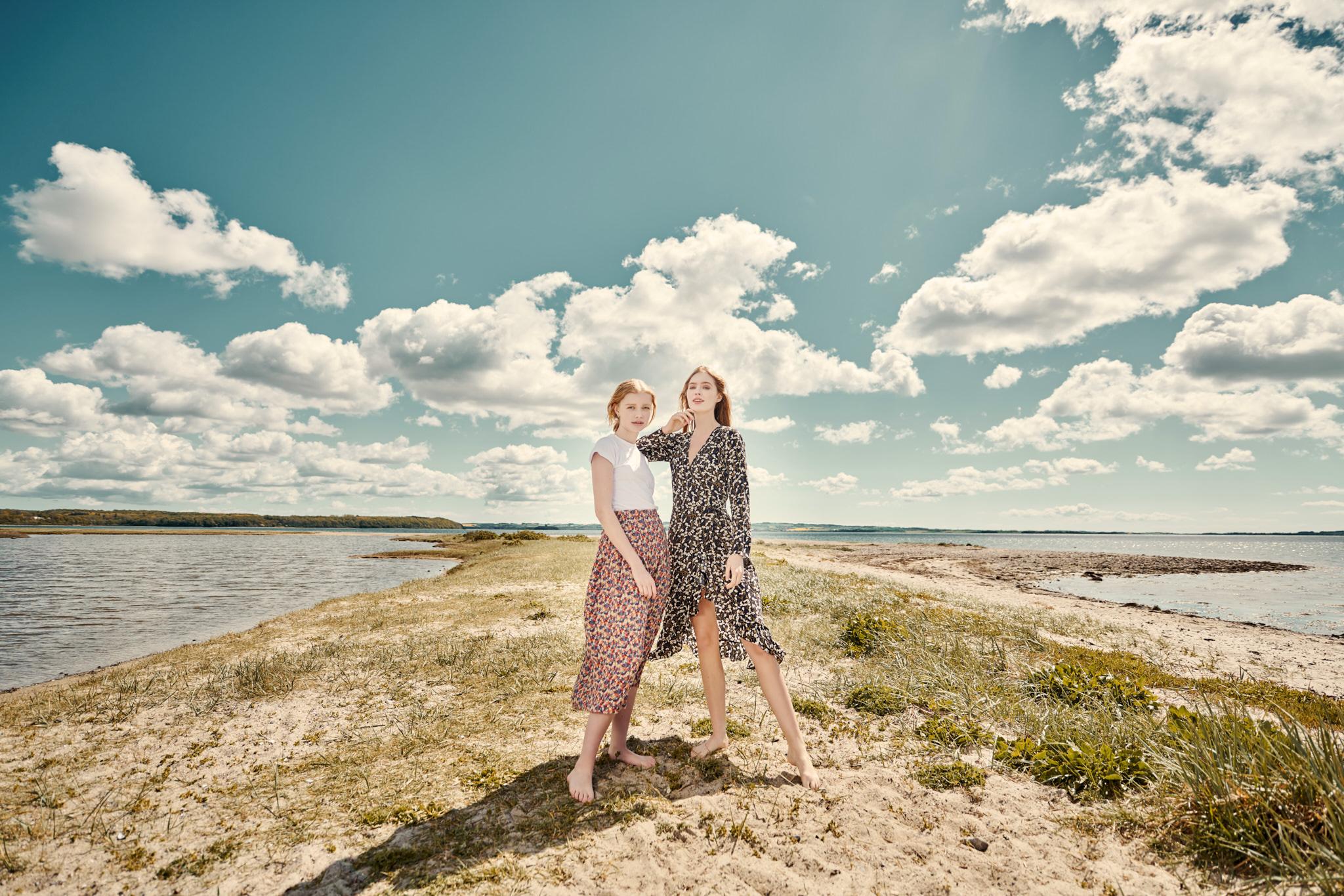 Sommer mode - fotograf