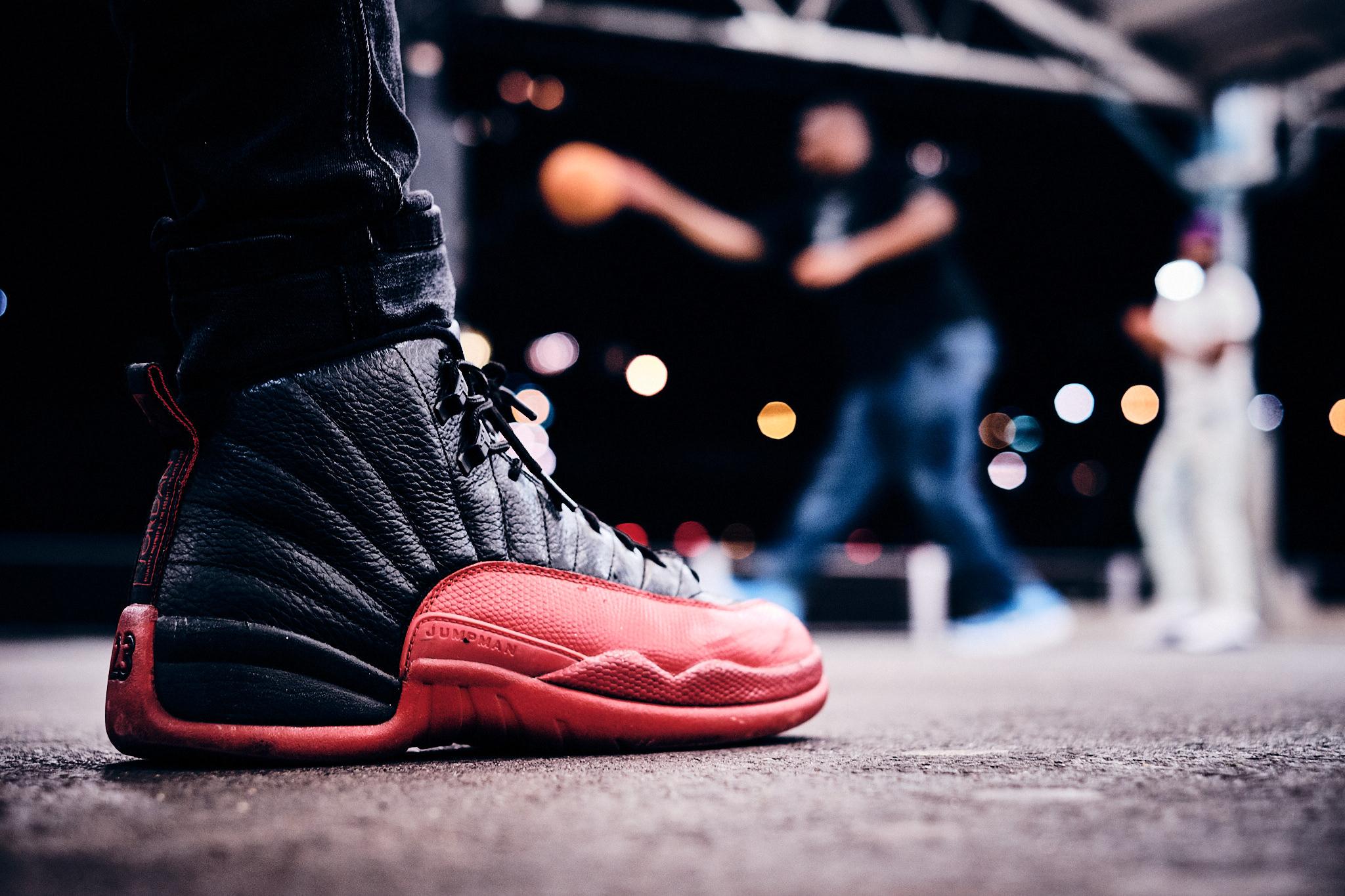 Street basket NYC