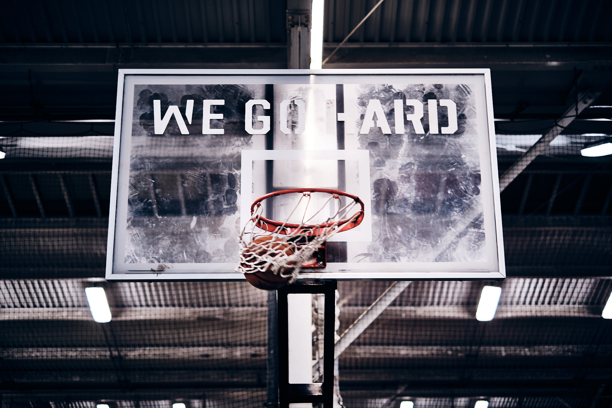 We Go Hard - New York - Basketball
