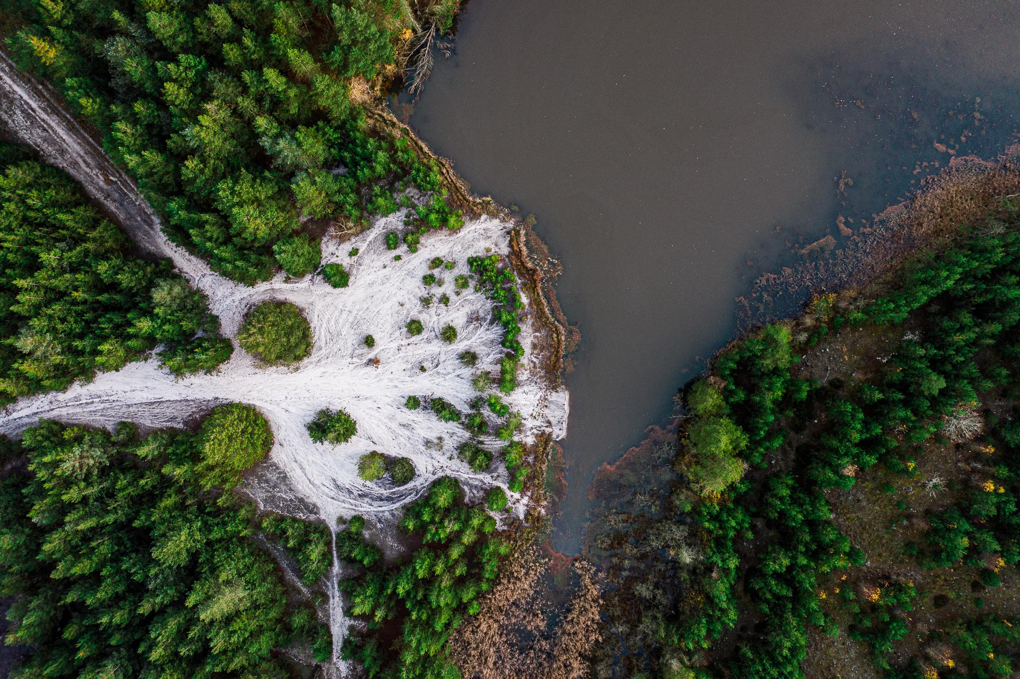 Drone fotograf - Herning